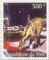 Mali unofficial stamp